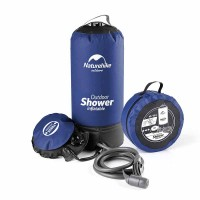 NatureHike outdoor sun shower bags (bags outdoor shower bath foot-bathing)