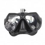 半乾式運動相機浮潛泳鏡 | Gopro通用運動相機配件