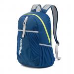 Naturehike 22L超輕量摺疊收納後背包 (NH15A119-B) | 超輕便迷你運動登山包 - 藍色