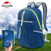 NatureHike travel folding backpack (folding portable backpack bag outdoor climbing on foot)