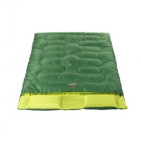 NatureHike outdoor lovers double sleeping bag (seasonal camping couple models thick warm cotton widening)