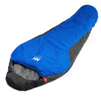 NatureHike ML150 can be spliced ​​mummy sleeping bag | outdoor camping sleeping bag sleeping bag Single Baotou