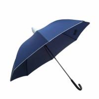 8骨帶傘套自動防風雨傘