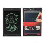 12寸LCD液晶電子手寫板 | 兒童塗鴉留言繪畫板