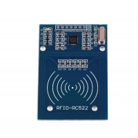 Arduino RFID IC卡模組 | RFID-RC522