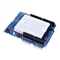 Arduino R3 LH ProtoShield 擴展板含mini麵包板