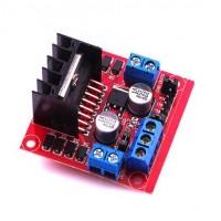 Arduino L298N馬達驅動板模塊