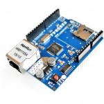 Arduino LH Ethernet W5100  網絡擴展板 SD卡擴展 支持MEGA