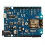 Arduino WeMos D1 WiFi UNO R3開發版   直接用 IDE