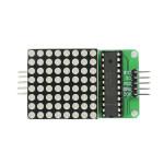 Arduino 8*8 Matrix MAX7219 模組