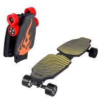 RS3 folded long plate dual-drive electric   replaceable battery design