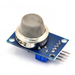 Arduino 煙霧傳感器模塊   氣敏 甲烷 傳感器 液化氣 可燃氣體