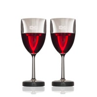 Mighty Mug Barware magical glass does not fall two suits Wine Stems | licensed in Hong Kong