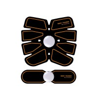 VONMIE Body Trainer fitness body sculpting device | abdominal muscle artifact intelligent EMS pulse abdominal massage stick licensed in Hong Kong