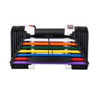 20KG quick adjustment drawer dumbbell | home fitness equipment