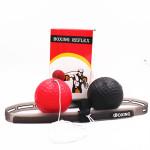 頭戴式拳擊速度球反應球 | 減壓發洩球 家用拳擊訓練