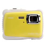 1200萬像防摔防水數碼相機 | 兒童小朋友相機 - 黃色