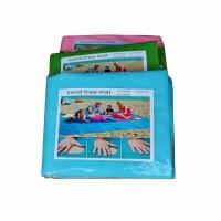 SAND FREE Feishazoushi magical beach mat | picnic mat camping mat