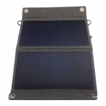 15W太陽能充電折疊包