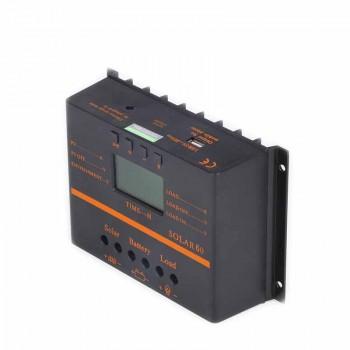 HRSEDZ MP80-60A 12v / 24v Solar Charge Controller
