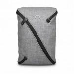 美國NIID UNO II 多功能收納背包 | 二代一體成型運動攝影雙肩包 - 淺灰色