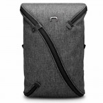 美國NIID UNO II 多功能收納背包 | 二代一體成型運動攝影雙肩包 - 深灰色