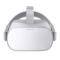 Oculus Go VR virtual reality device worn 64GB version