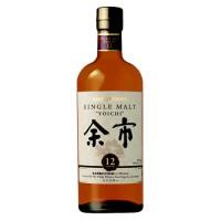 Japanese fruit Yoichi 12 Year Old Single Malt Whiskey