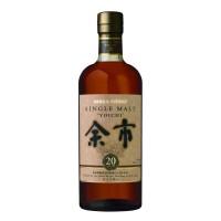 If Yoichi Single Malt Whiskey 20 days