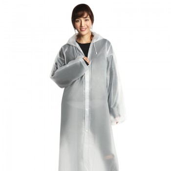 EVA lightweight travel raincoat