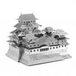 DIY 3D立體金屬拼圖 | 仿真迷你模型多款式 - 姬路城堡