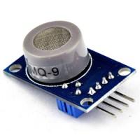 Arduino MQ-9一氧化碳傳感器