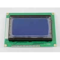 Arduino 12864-5V LCD 藍屏帶背光LCD顯示屏