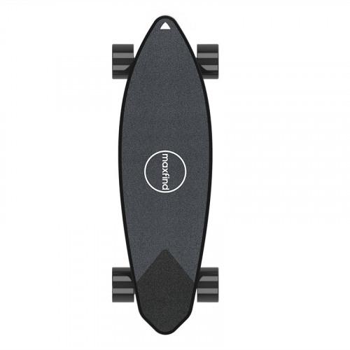MaxFind MAX2 PRO 遙控電動滑板 大魚板 | 超長續航達25KM
