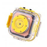 VisionKids ActionX 日本第2代兒童防水運動相機 - 粉紅色   兒童小朋友相機 香港行貨