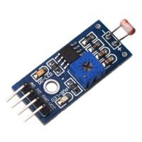 Arduino 光敏電阻傳感器模塊