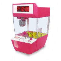 Alarm clock creative multi-function clip doll machine | clip candy machine grasping baby machine