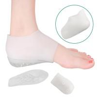 隱形襪子內增高鞋墊 | 3.5cm舒適矽膠仿生後跟套