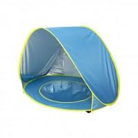 Sunscreen children's swimming pool tent