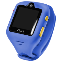 Doki Watch S smart electronic watch children watch can locate the phone card | licensed in Hong Kong