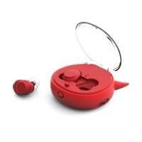 AIPAO little devil binaural Bluetooth headset | sports headphones IPX5 waterproof and dustproof