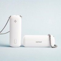 infoThink iAnion-100 portable necklace negative ion air purifier air purifier | licensed in Hong Kong