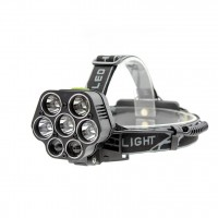 E-SMARTER 5T6 LED強光頭燈