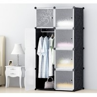 8 paragraph deepen easy assembly wardrobe