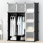 12門加深款簡易組裝衣櫃