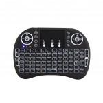 ELEGATE i8 迷你無線飛鼠觸控鍵盤 | 支援智能機頂盒