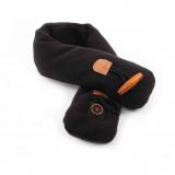 FLEXWARM 冬日限定套裝 (暖宮帶+電熱頸巾) | 聖誕窩心禮物 暖宮帶婦寶 經痛神器 防宮寒 | 香港行貨一年保養