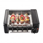 Cuisintec KG8084 Rotary BBQ grill | licensed year warranty