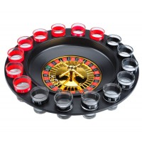 Russian Roulette wine party game toy | drinking a glass of wine to make SHOT GAME