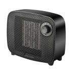 HARROW HT-CH1500 陶瓷暖風機  桌面房間暖爐 1500W三檔調節 | 行貨一年保養 - 黑色
